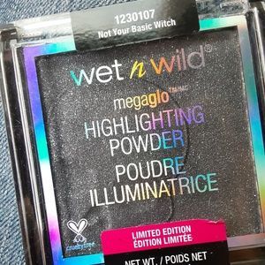 Wet'N'Wild MegaGlo Limited Edition Highlighter New